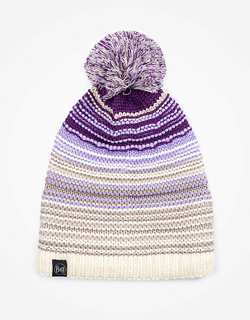 Фото Шапка BUFF Knitted & Polar Neper Violet