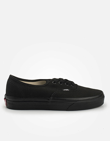Фото Кеды Vans Authentic Mono Black