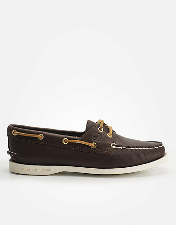 Фото Топ-сайдеры Sperry Classic Brown