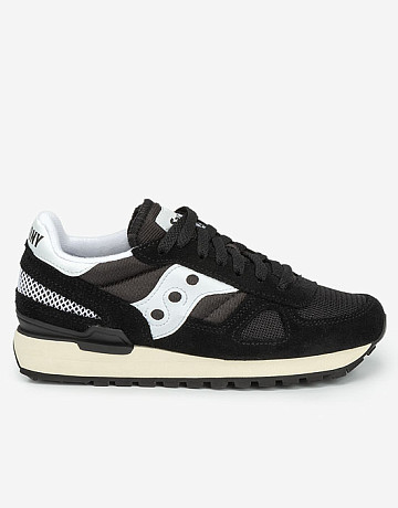 Фото Кроссовки Saucony Shadow Original Vintage Black/White