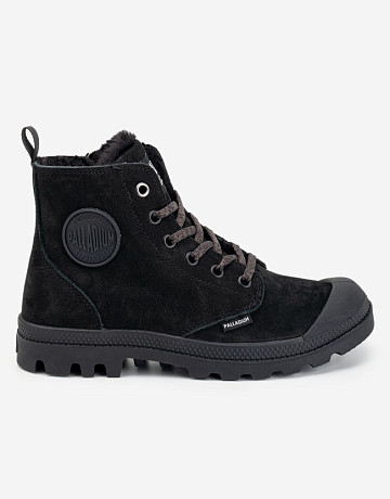 Фото Ботинки Palladium Pampa Hi Zip Low Blk