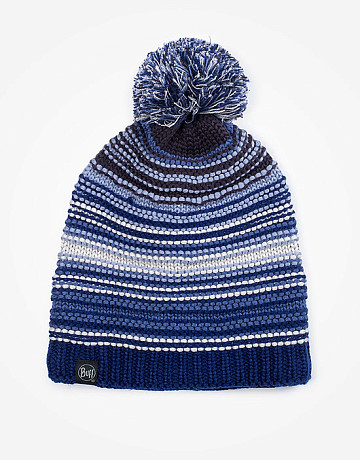 Фото Шапка BUFF Knitted & Polar Neper Blue Ink