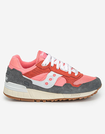 Фото Кроссовки Saucony Originals Shadow 5000 Vintage Pink/White