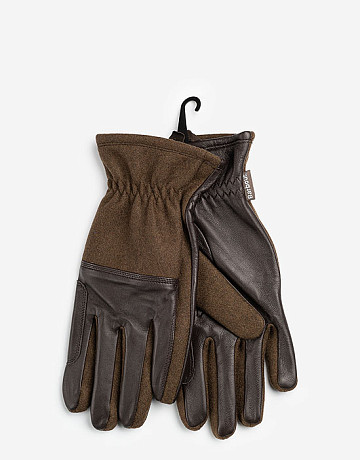 Фото Перчатки Barbour Rugged Melton Wool Gloves