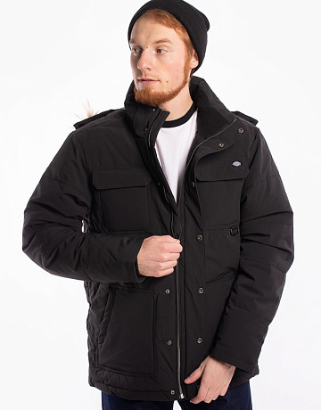 Фото Мужская куртка Dickies Manitou Black