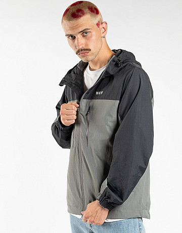 Фото Мужская куртка HUF Standard Shell 3 Jacket Black