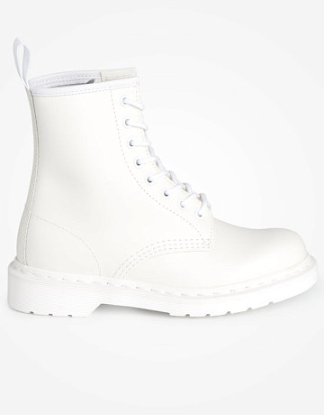 Фото Ботинки Dr. Martens 1460 Mono White Smooth