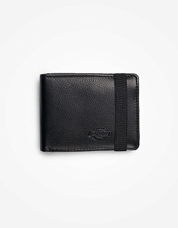 Фото Кошелёк Dickies Wilburn Wallet Black