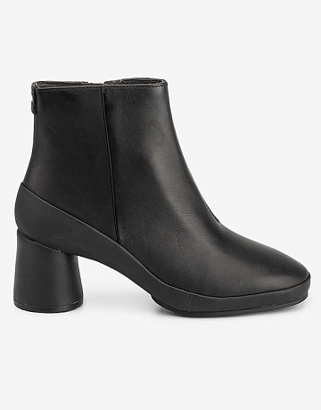 Фото Женские ботильоны Camper Upright Ankle Boots Black
