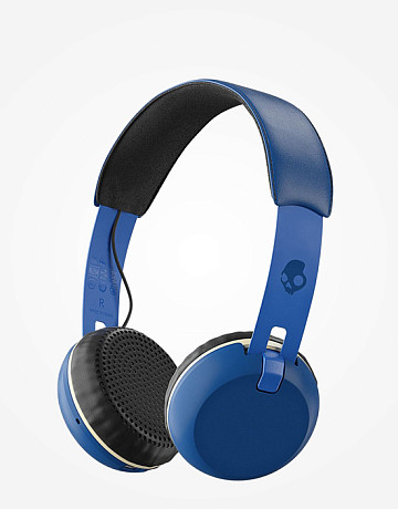 Фото Наушники Skullcandy Grind Wireless Royal Cream