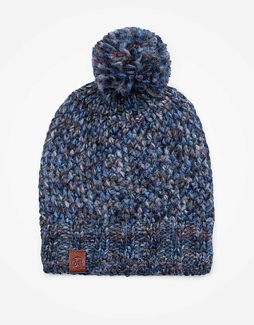 Фото Шапка BUFF Knitted & Polar Margo Blue