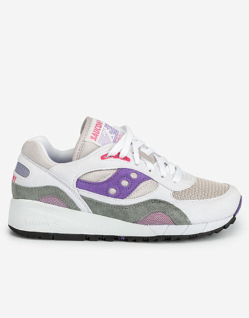 Фото Кроссовки Saucony Shadow 6000 White/Purple