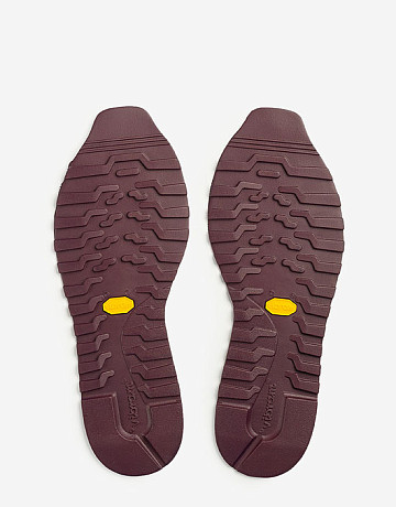 Фото Подошва Vibram New York Bordeaux