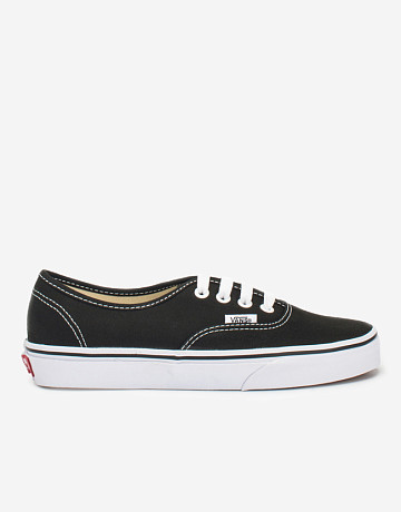 Фото Кеды Vans Authentic Black