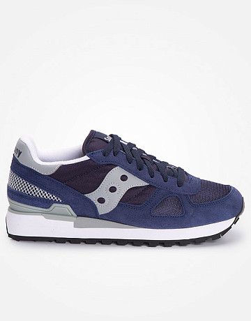 Фото Кроссовки Saucony Shadow Original Navy/Grey
