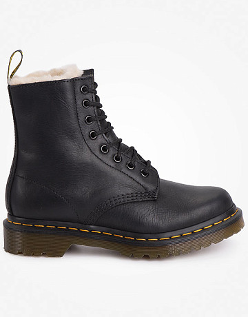 Фото Ботинки Dr. Martens Serena Black Burnished Wyoming