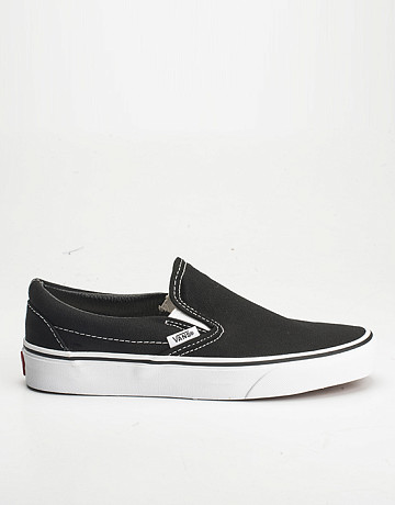 Фото Кеды Vans Classic Slip-On Black