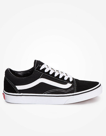 Фото Кеды Vans Old Skool Black