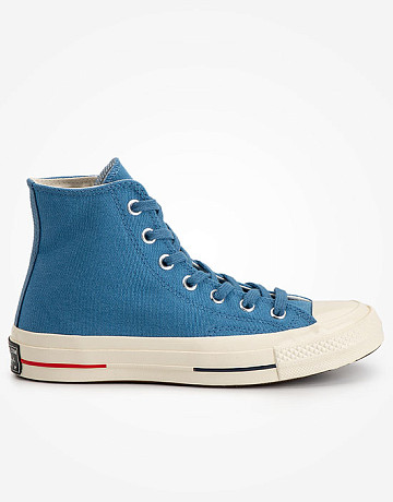 Фото Кеды Converse '70 Hi Aegean Storm/Gym Red