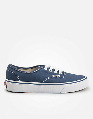Фото Кеды Vans Authentic Navy