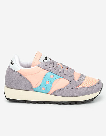 Фото Кроссовки Saucony Jazz Original Vintage Peach/Grey/Blue